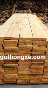 Bán gỗ thông xẻ nhập khẩu tại quận 6